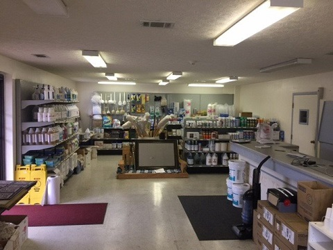 Warehouse & Business For Sale or Lease - Montgomery, Alabama